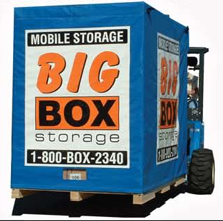Big Box Portable Moving & Storage