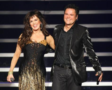 Donny & Marie at Flamingo Hilton