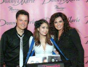 Donny & Marie & Hannah